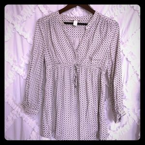 H&M Maternity Blouse, size small